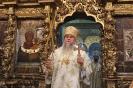 Большой крестный ход. Архиерейское богослужение в Воскресенском соборе