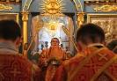 Пасха Господня. Архиерейское богослужение в среду Светлой седмицы