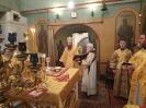 Епископ Савватий совершил Божественную литургию в Воскресенском соборе