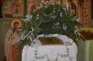 В Рождественский сочельник в Богослово состоялось архиерейское богослужение