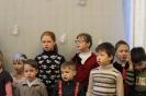 В воскресной школе при Воскресенском соборе прошла Рождественская елка