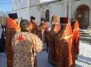 В Крестовоздвиженском соборе почтили память благоверного князя Романа Угличского