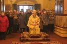 Архиерейское богослужение в честь памяти благоверного князя Романа Угличского