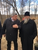 Состоялось совещание о завершающем этапе строительства храма в Никульском