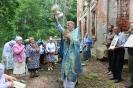 В Казанском храме на Быковых горах отметили престольный праздник