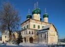 День памяти исповедника Георгия Седова отметили в Воскресенском соборе