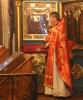 В Воскресенском соборе отметили день памяти священномученика Николая Розова
