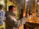Архиерейское богослужение в день памяти благоверного князя Романа Угличского