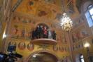Епископ Вениамин совершил чин освящения храма священномученика Вениамина, епископа Романовского