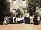 В память о мученической кончине священномученика Петра Зефирова освящен крест