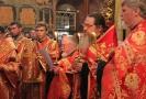 Вечернее богослужение накануне дня памяти святых князей Бориса и Глеба