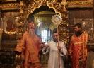 День святых князей Бориса и Глеба отметили в Воскресенском соборе
