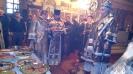 Епископ Рыбинский и Даниловский Вениамин совершил Литургию Преждеосвященных Даров в Воскресенском соборе