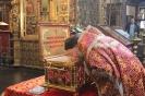 В Воскресенский собор прибыл ковчег с частицами мощей новомучеников и исповедников Церкви Русской