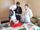 В Центральной районной больнице города Тутаева разместили стенд с материалами в защиту материнства