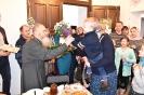 Прихожане храма святителя Николая в с. Никльском поздравили с днем рождения иерея Стахия Котова