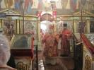 Митрополит Ярославский и Ростовский Пантелеимон и епископ Рыбинский и Угличский Вениамин в соборе на Светлой седмице